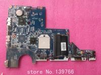 592809-001 scheda madre per PC portatile HP CQ62 CQ42 G62 G42 DDR3 con chipset AMD 100% testato completamente ok e garantito