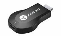 Nouveau Anycast M2 Plus DLNA Airplay Affichage WiFi Miracast Dongle HDMI Multidisplay 1080P Récepteur AirMirror Mini Android TV Stick Mieux ezCast