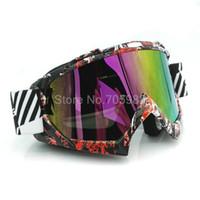 الرياضة الترابية الدراجة mx الطرق الوعرة نظارات موتوكروس نظارات نظارات دراجة نارية نظارات ل R1 Fazer GT