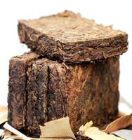 250g madura Puer de Yunnan 30 años antiguo árbol Negro PU-erh té orgánico de Puerh Natural de ladrillo viejo árbol Cocido Puer Preferido