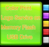 Logo Customized Service Color Printed