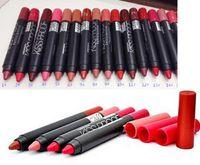 Nuevo menow beso a prueba de lápiz labial impermeable labio suave labio maquillaje labio mate acabado largo lápiz labial lápiz labial 19 colores Regalo de Navidad