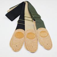 Cinghia di chitarra di alta qualità cinturino in pelle tracolla chitarra stampa multicolor chitarra folk all'ingrosso spedizione gratuita Accessori