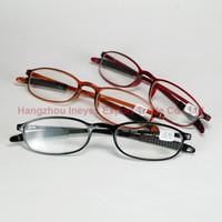 Gläser Shop Neue Ankunft Hohe Elastizität Lesebrille Weitsicht Kleine Brillen Rahmen Sehr Höhe 3 Farben