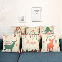 Creative sofa cushion cover Home Pillow Case bedside office ...