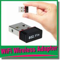 Nano 150m USB Wifi Wireless Adapter 150MBPS IEEE 802.11n G B Mini Antena Adaptierer Chipset MT7601 Netzwerkkarte OM-Q3