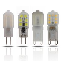 New Design PVC G9 LED Bulb, DC12V AC12V 220V 110V 2W 3W Cold...