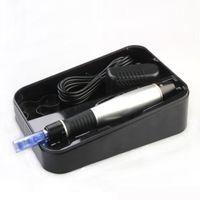 Корея ручка Derma доктор ручка Dermapen профессиональный перманентный макияж устройства с 102 шт одноразовые иглы цена по прейскуранту завода