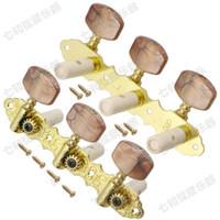 T38 3R3L موالف الغيتار الصوتية سلاسل زر ضبط أوتاد مفاتيح الآلات الموسيقية الملحقات أجزاء الغيتار