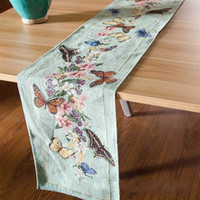 western table runners dinning runners exqui - Wedding Table Runners