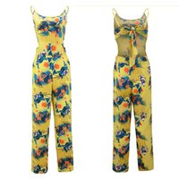 17212544043 Wholesale- 2016 New Style Summer Rompers Women Hollow Out Backless Jumpsuit  Plus Size Bodysuits Sleeveless Buzos