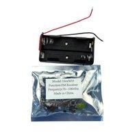 Freeshipping Kit de récepteur radio FM stéréo sans fil 5 clés Kit électronique PCB 76 108 MHz