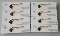 0.2 ملليمتر 0.25 ملليمتر 0.3 ملليمتر 0.5 ملليمتر 0.75 ملليمتر 1.0 ملليمتر 1.5 ملليمتر 2.0 ملليمتر 540 إبر ديرما مايكرو إبرة الجلد الأسطوانة علاج الأمراض الجلدية مجهرية ديرمارولر
