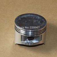 Сборка поршня 77 мм подходит для двигателей Honda GX270 177F бесплатная доставка поршень + кольца + pin + клип запасная часть P / N13101-ZH9-000