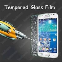 واقي شاشة مقاوم للكسر بحماية زجاجية 9H 0.3 ملم لـ Samsung Galaxy Trend Duos s7562 s7568 Grand 3 G7200 G357fz G9098 W899 G5308w