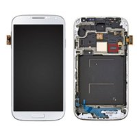 logo caché Pour Samsung Galaxy S4 I9500 Écran LCD + Digitizer à écran tactile + cadre