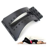 Rückenmassage Magic Stretcher Fitnessgeräte Stretch Relax Mate Stretcher Lordosenstütze Wirbelsäule Chiropraktik