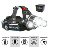 13000Lm T6+ 2*R5 XML T6 LED Headlight Headlamp Head Lamp Ligh...