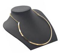 10pcs / lot Choker Collana Catena catena catena per artigianato fai da te gioielli gioielli collane regalo W0154 *
