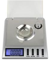 50pcs 0.001g 20g 0.001g 20g 디지털 밀리그램 그램 스케일 균형 무게 다이아몬드 쥬얼리 도구