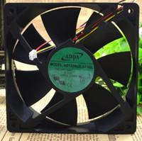 기존 ADDA AD1224UX-A73GL 24V 0.25A 120 * 120 * 25 12CM 3 선 인버터 팬