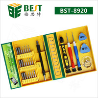 High Quality BST- 8920 Screwdriver BEST 30 in 1 Screwdriver S...