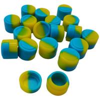 Envase de silicona de grado alimenticio JARS DAB Bolsa reutilizable Concentrado Contenedores de cera 2ml