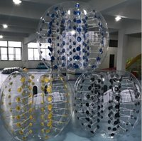 미친 스포츠 공 1.2M 인간의 풍선 범퍼 공 야외 아이들 게임 축구 공 PVC 거품 공 풍선 zorb 공