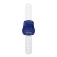 Toptan-CSS Yeni Plastik Ayarlanabilir Yumuşak Bant Kraliyet Mavi Konut Resetlenebilir Parmak Sayaç