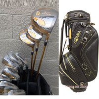 New mens Golf clubs HONMA s- 05 4 star golf complete set of c...