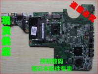 لوحة 634648-001 للوحة الأم للكمبيوتر المحمول HP G42 G62 CQ62 مع وحدة المعالجة المركزية إنتل I3-350M