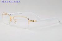 Quadrado óculos de sol da moda para as mulheres designer de marca com pacote frete grátis óculos de sol meia moldura de madeira novo para o verão com caixa