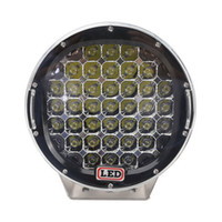 Hot Selling !!! 9inch 185W CREE Round LED Driving Light