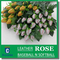 Softball or Baseball Rose