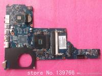 Scheda 657459-001 per la scheda madre del notebook HP pavilion G6 con chipset INTEL DDR3 hm65