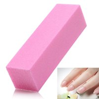 All'ingrosso- 5 pezzi Buffing Levigatura Tampone Acrilico Pedicure Manicure Nail Art Tips