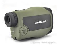 Visionking 6x25 CL Laser Range Finder Scope monoculare 600 m Telescopi distanziometrici per golf Perfetto per la caccia Telemetro