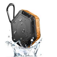 IP65 للماء ستيريو لاسلكي محمول في الهواء الطلق بلوتوث المتكلم يدوي سوبر ميني دش لاسلكي في الهواء الطلق الرياضة تسلق Stereospeaker