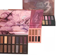 New Eyes Eyes Nude 3/4/5 Palette Smoky 20 Colors Eyeshadow Palette 3 Style Spedizione DHL