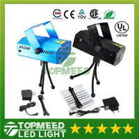 Portable Laser Stage Lights (Red + Green Color) Multi All Sk...