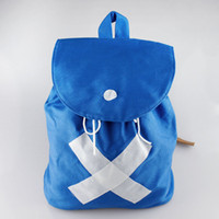 houlder bags for teenagers Anime ONE PIECE Canvas Backpack T...