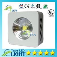 DHL LED ad alta Bay Light COB 150W LED Industrial Light 85-265V Approvato led giù lampada luci proiettore spot di illuminazione downlight 666