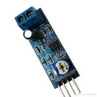 Sıcak 1 Adet LM386 Ses Amplifikatör Modülü 200 Kez 5 V-12 V Giriş 10 K Direnç Syeer G00250 BARD