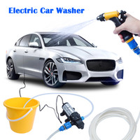 High Pressure Electric Car Wash Washer Water Pump 12V Car Wa...
