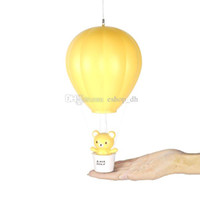 3 Modes Remote Control Night Light Hot Air Balloon Night Lig...