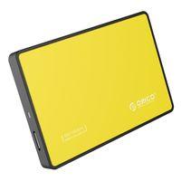 Рынок 2588US3 жесткий диск корпус 2.5-дюймовый USB3.0 5 Гбит / с SuperSpeed жесткий диск случае инструмент бесплатно HDD / SSD SATA адаптер