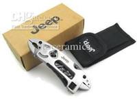 Wholesale Hand Multi- Tool Pliers Multifunction Outdoor Survi...