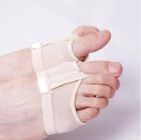 Almofadas de Dedo macio para o Antepé Pad Cuidados Com Os Pés de Salto Alto Metade Palmilha Cuidados Com Os Pés Ferida Pés Protetor de Dor Pedicure ferramentas