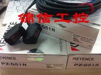 KEYENCE PZ-G51N Квадратный пропускающий тип кабеля Фотоэлектрический датчик Совершенно новая гарантия высокого качества в течение одного года