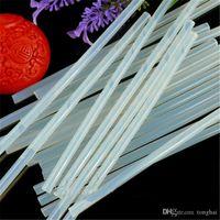 Nuevo plástico / resina Economy Hot Melt Glue Sticks Translucence Hot Melt Glue Adhesive Stick, Hot Melt Mini Glue Gun Stick H210405